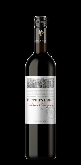 2017 Peppers Pride Cabernet Sauvignon